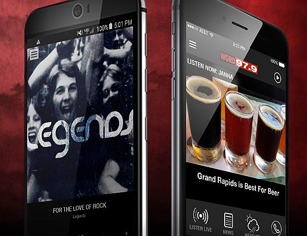 Introducing: The 97 9 WGRD Mobile App - 97 9 WGRD