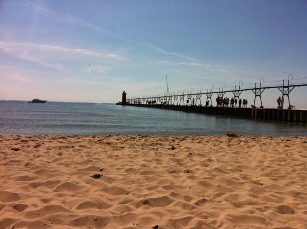 South Haven Beach Shut Down On