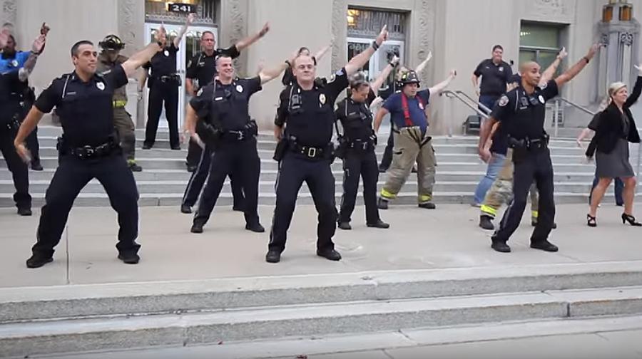 Kalamazoo Police 'Can't Stop the Feeling' In #LipSyncChallenge