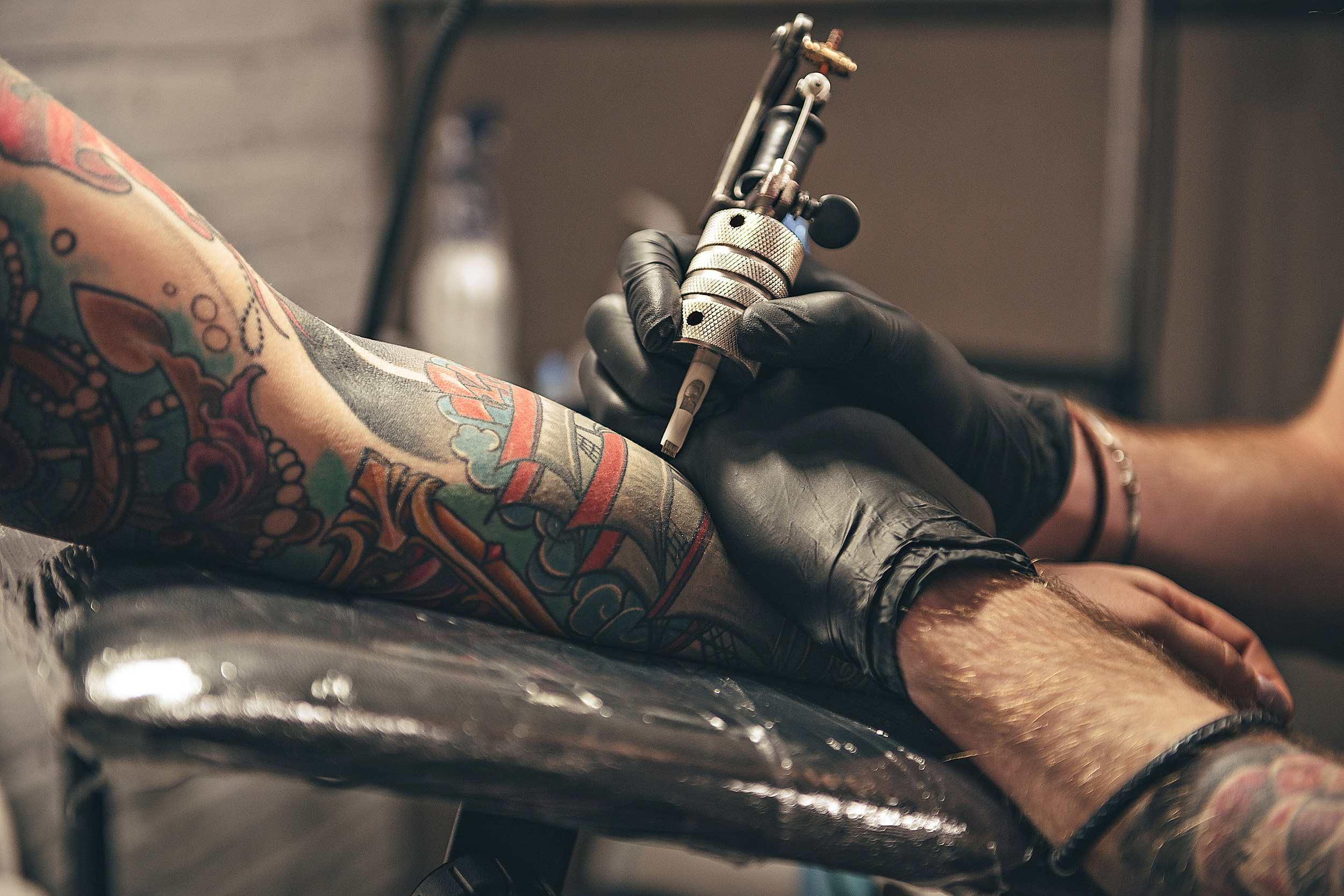 West Michigan\'s Favorite Tattoo Artist For 2018 Is...