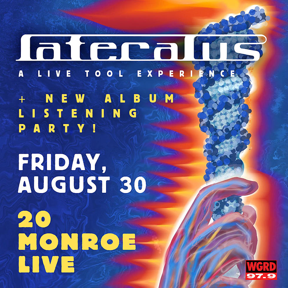"""GRD Presents 'Tool's """"Fear Inoculum"""" Listening Party feat Lateralus'"""