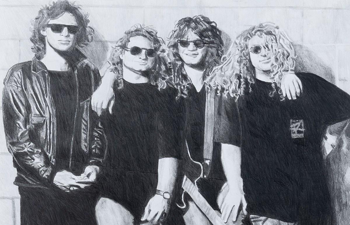 k1025.com: Van Halen Will Be a Part of ArtPrize This Year