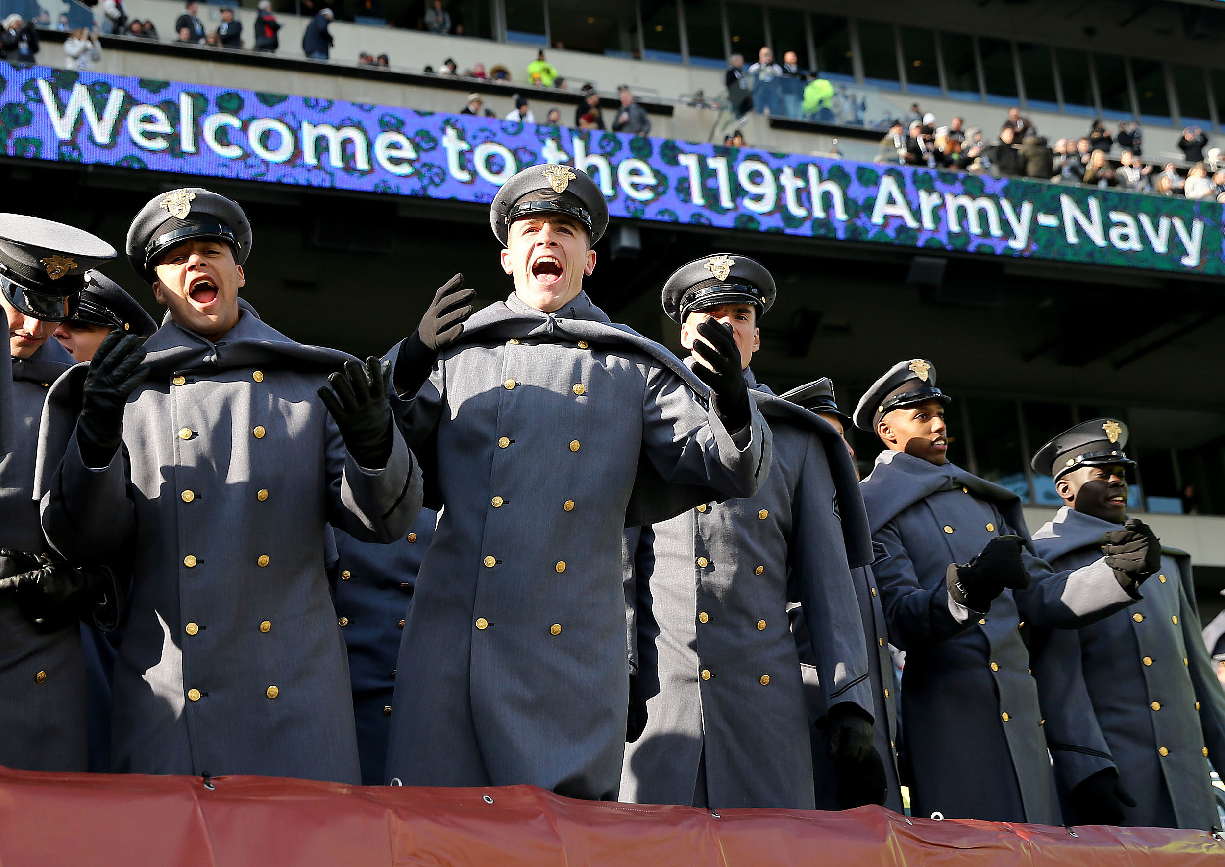 Army Tops Navy For 3rd Straight Year, POTUS Trump In Attendance