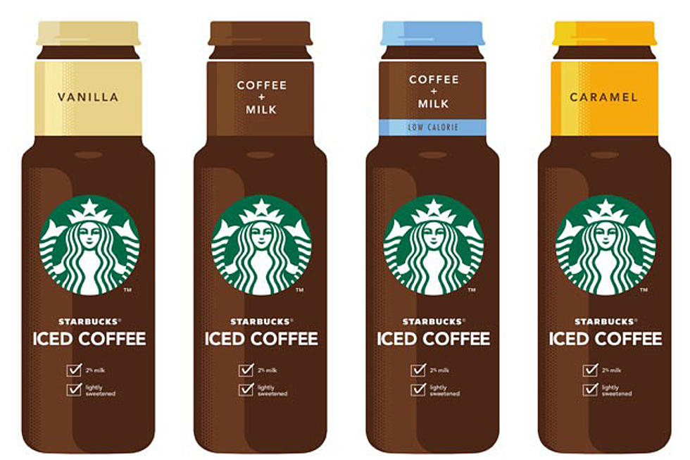 Win Bottled Starbucks Iced Coffee For A Year