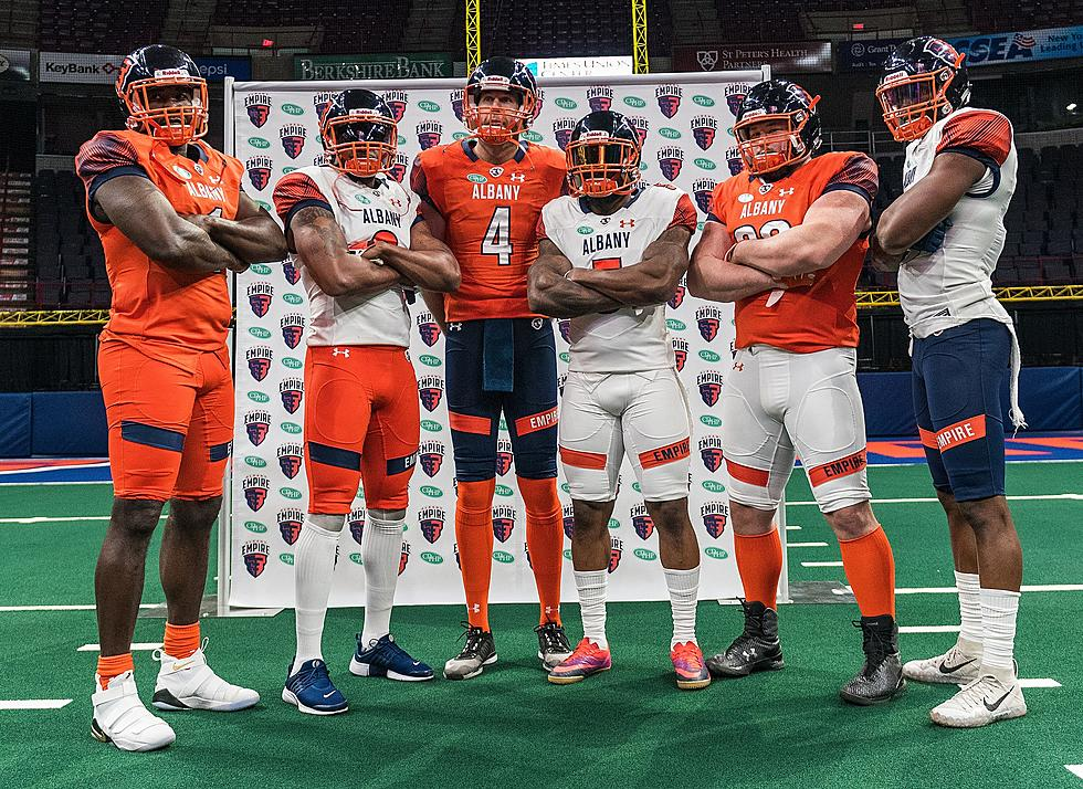 Win Albany Empire Tickets Today Only
