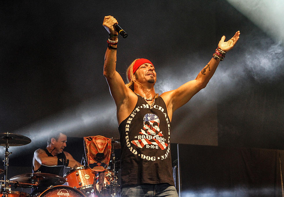Go Front Row & Backstage For Bret Michaels – November 6th