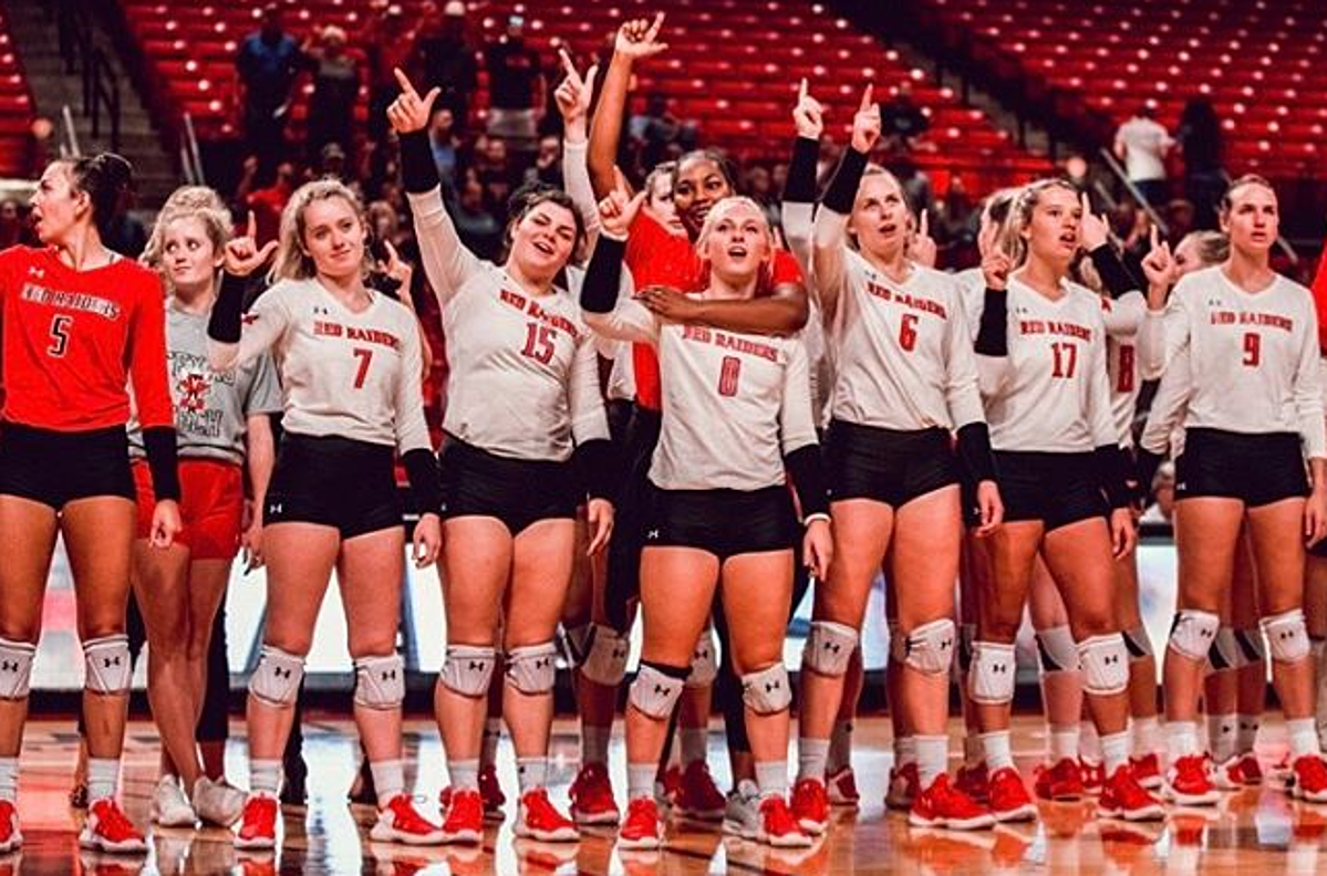 Win Tickets To The Texas Tech Volleyball Vs West Virginia