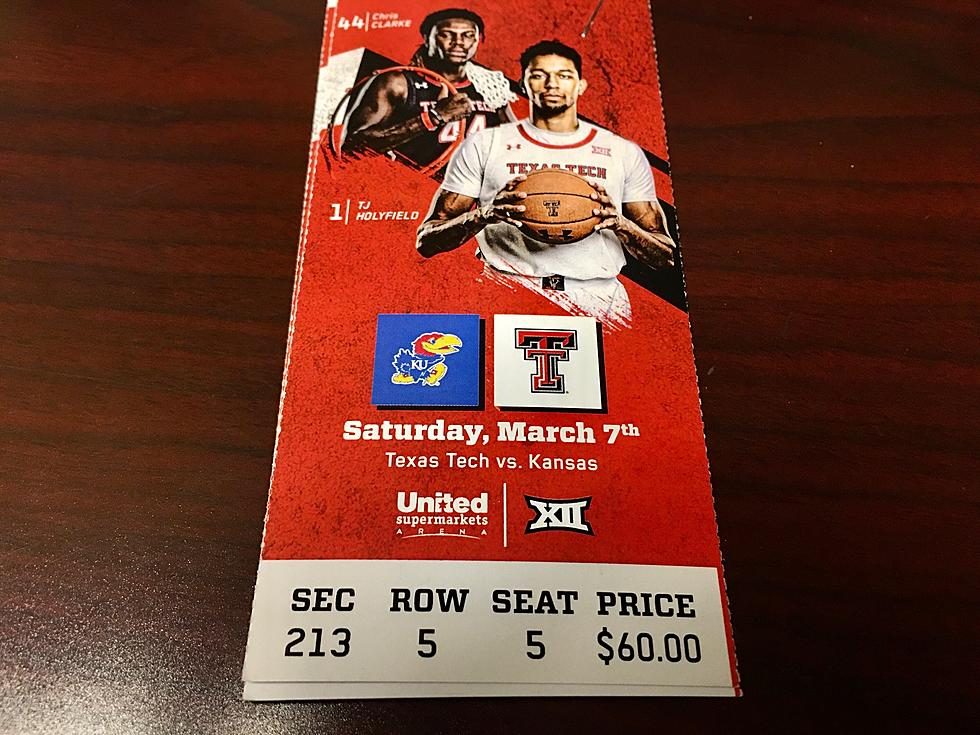 Win Tickets To Texas Tech Basketball Vs Kansas
