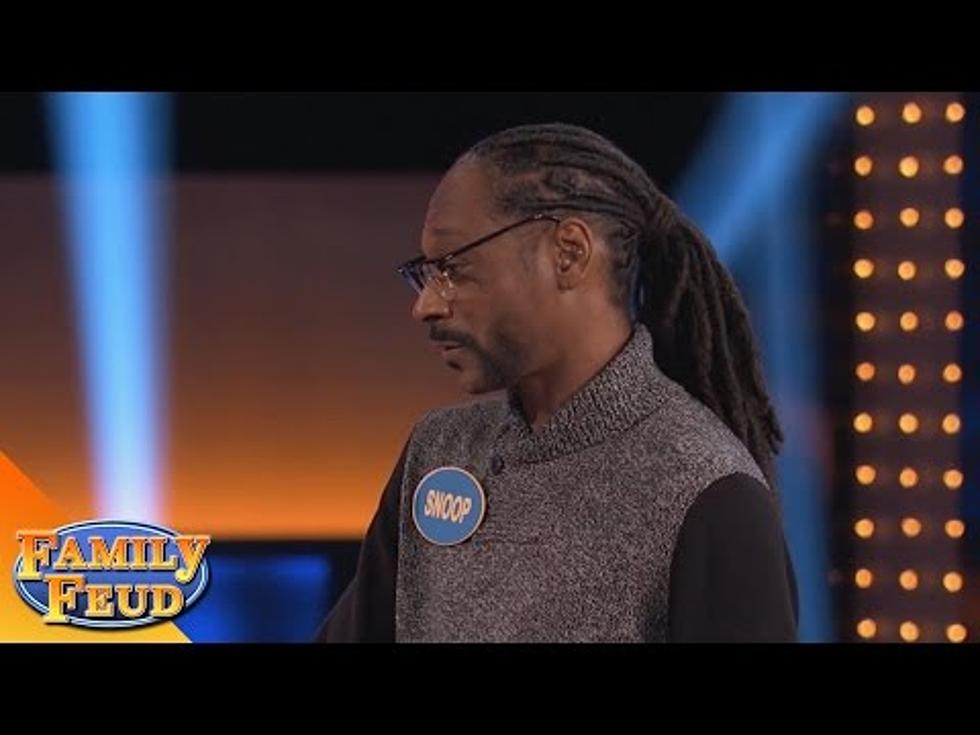 Snoop Dogg Loses on a Marijuana-Related Question on