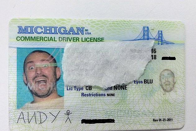 new michigan drivers license 2011