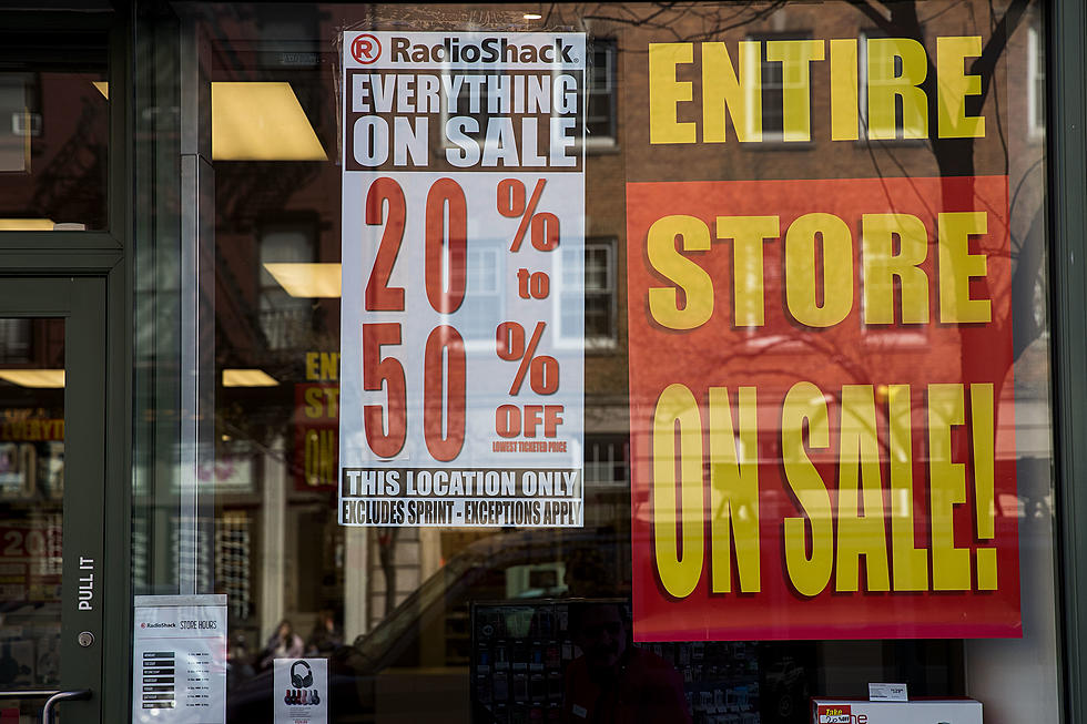 And Then There Was One    RadioShack In The Grand Rapids Area