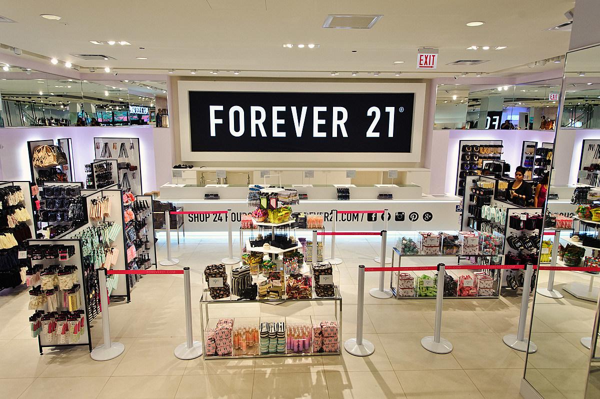 Магазин Forever 21 Официальный Сайт На Русском