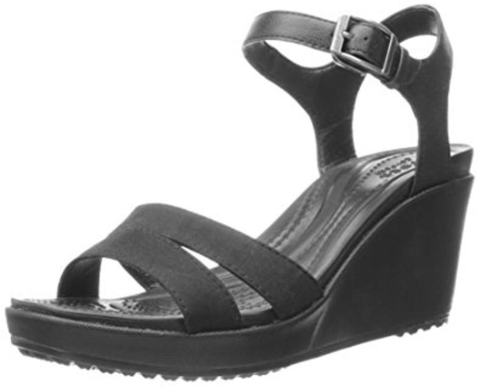 new concept 9eea8 55d9b High-heel Crocs. Would You Wear Them?