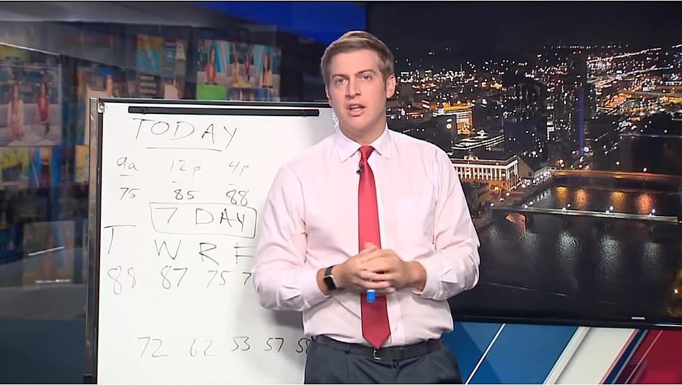 Another Great Garry Frank Weather Forecast On Fox 17