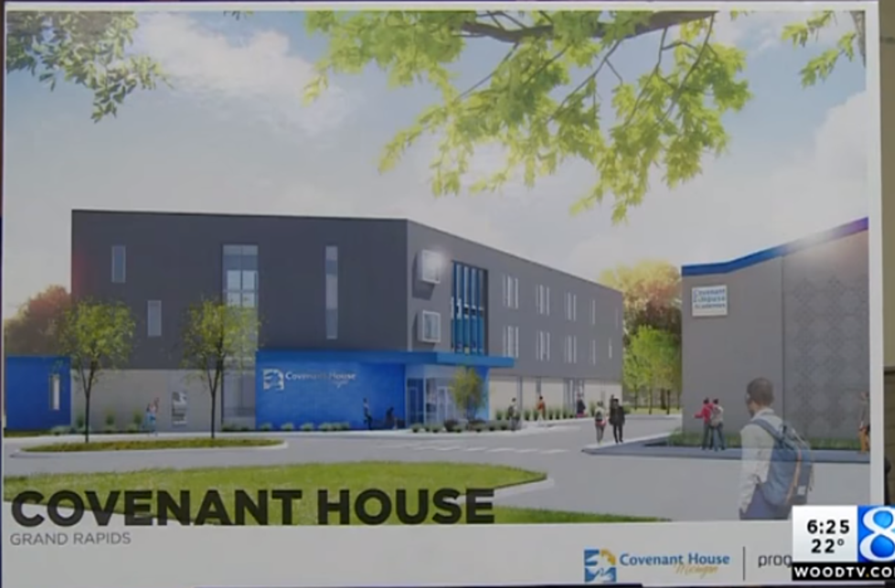 New Homeless Shelter In Gr Helping Young Adults End Homelessness
