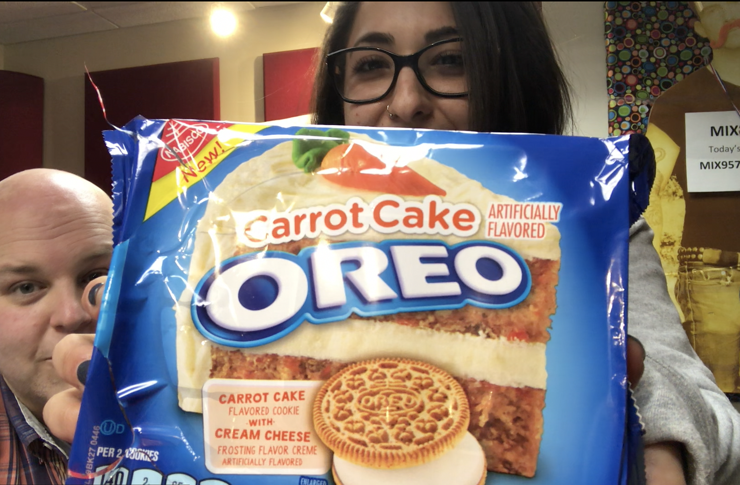 Can Carrot Cake Oreos Really Be As Good As Carrot Cake Video