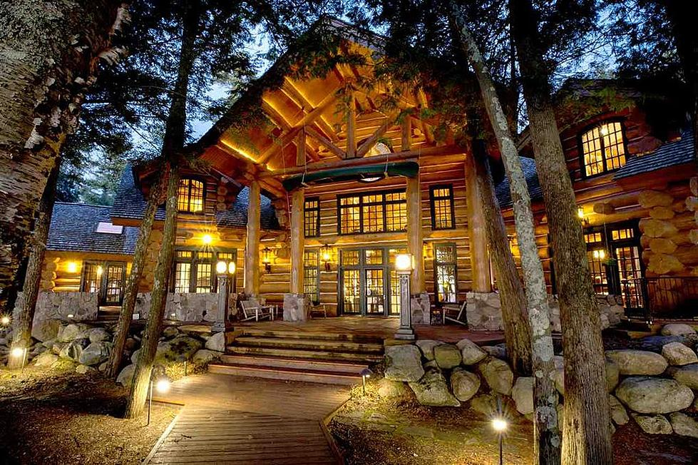 Wondrous 3 Million Log Cabin For Sale In Northern Michigan Home Remodeling Inspirations Genioncuboardxyz