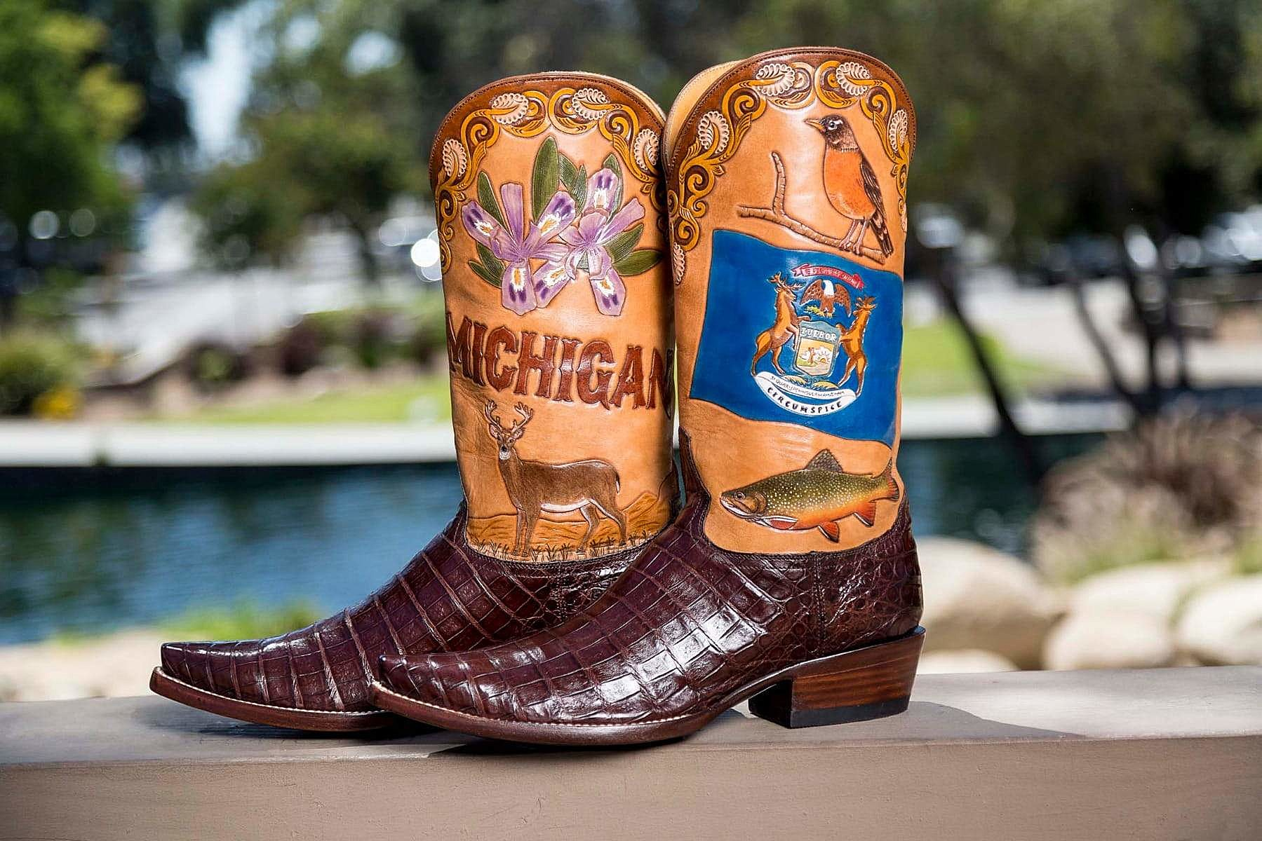 These cowboy boots are voted the best
