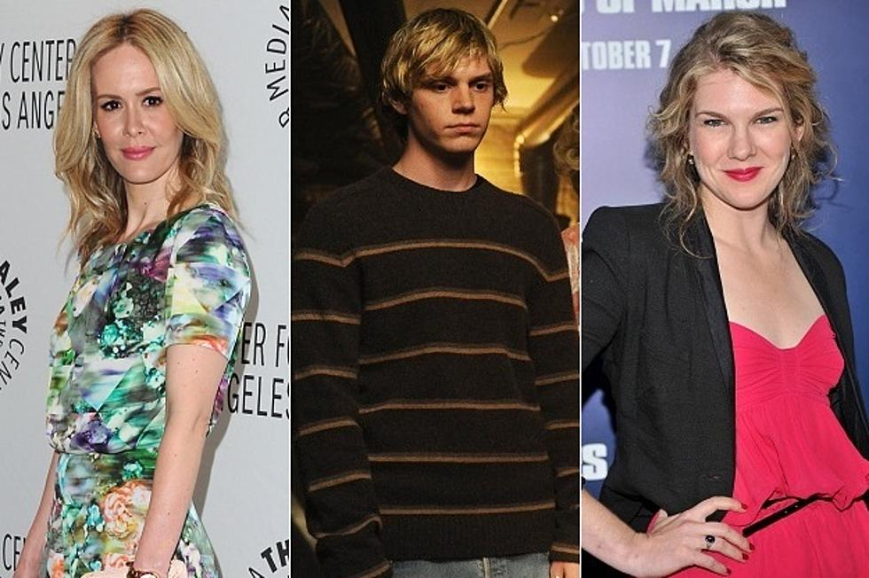american horror story cast