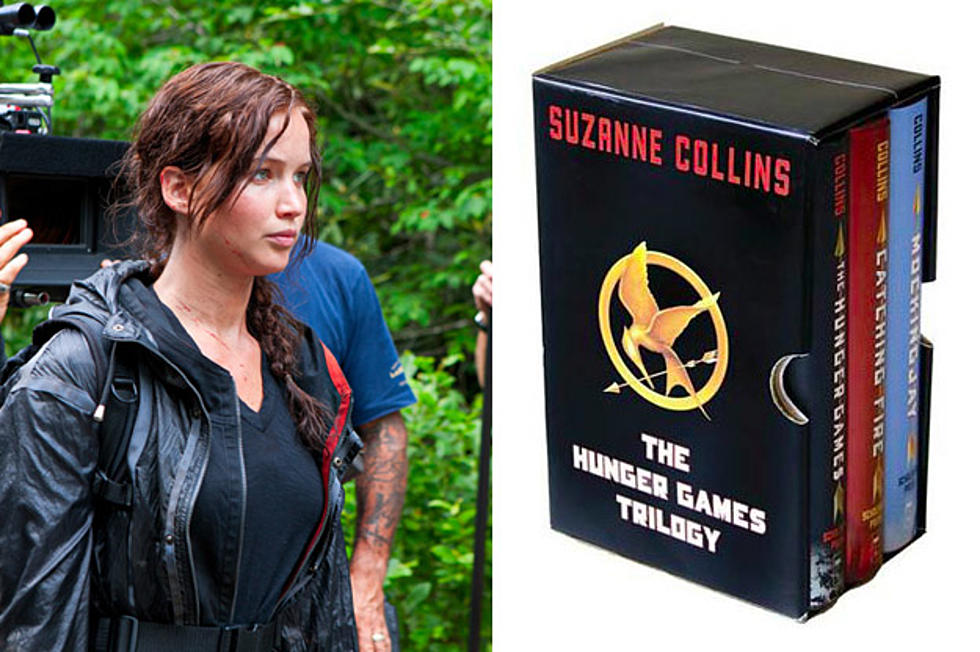 The Hunger Games Joins The Top 10 Banned Books List