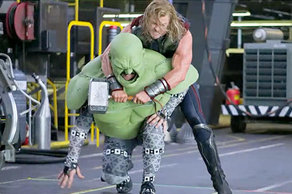 f34386006d4c How Did They Film Hulk in 'The Avengers?' Like This…
