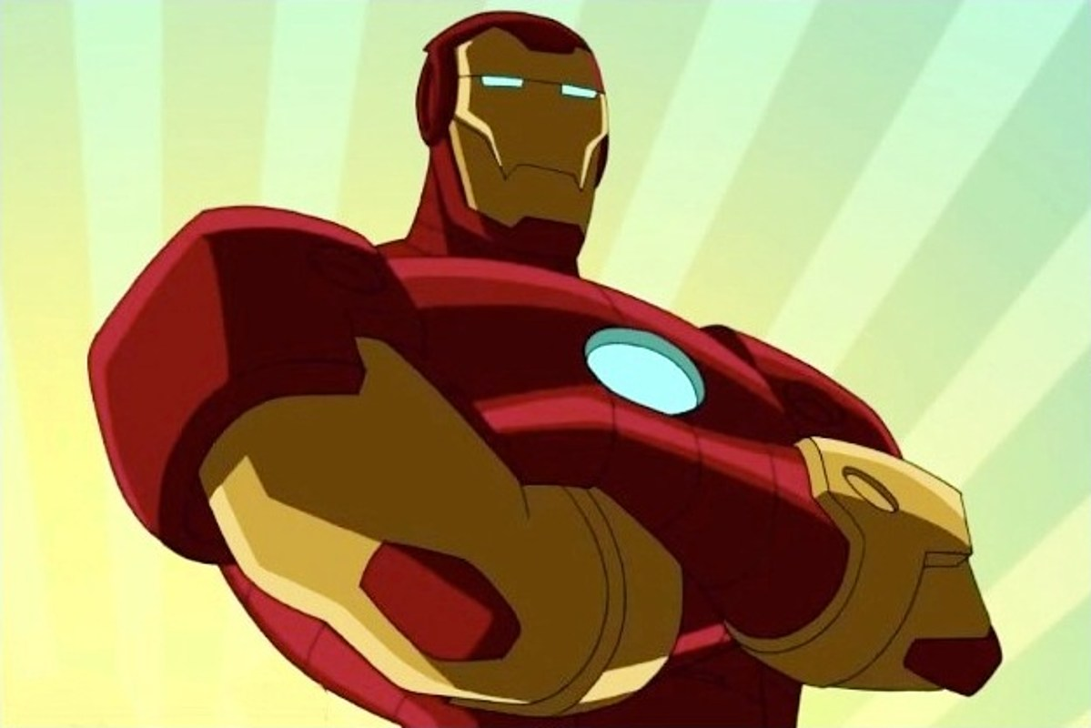 Iron Man Returning To Tv With A New Cartoon
