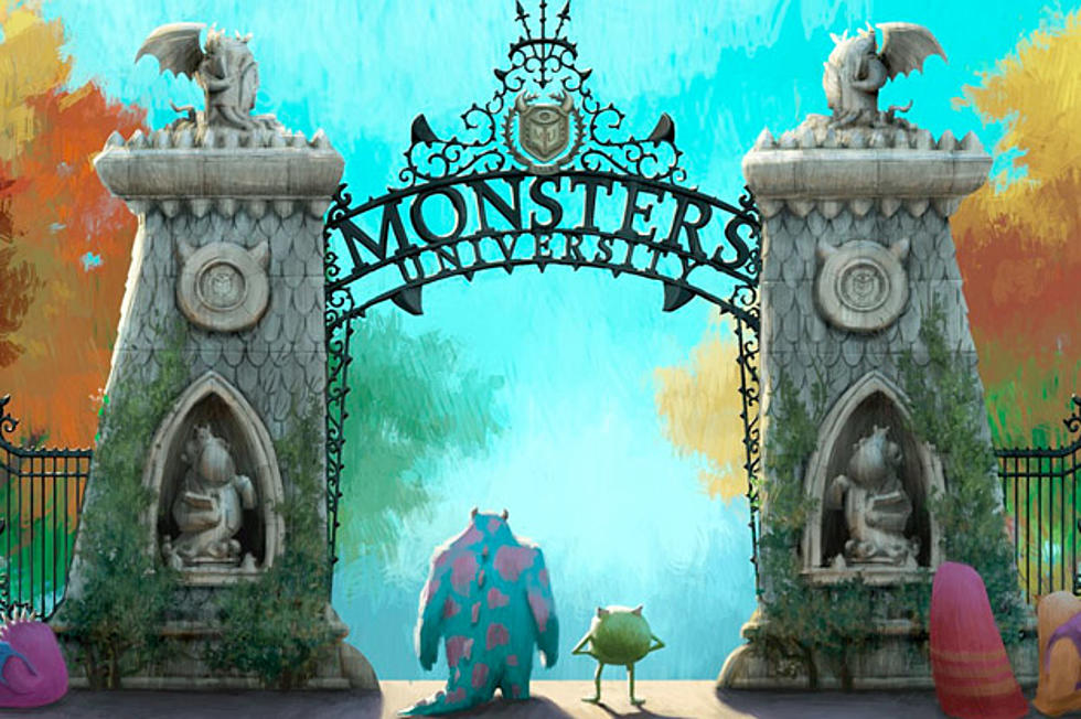 Monsters Inc 2 Concept Art Get A Good Look At Monsters University