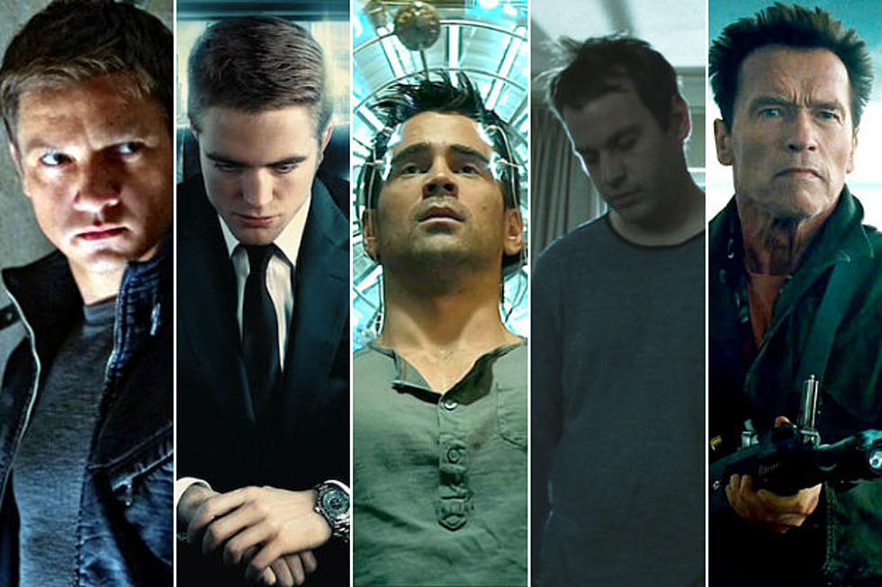 New Movie Releases – August 2012