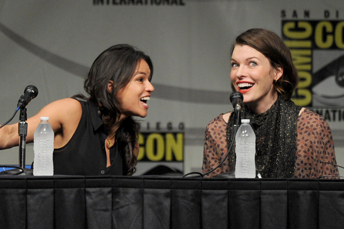 Comic Con 2012 Resident Evil Retribution Panel Is All About