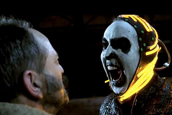 Ghost Rider Spirit of Vengeance Movie Trailer Released ... |Ghost Rider Bad Guy Look