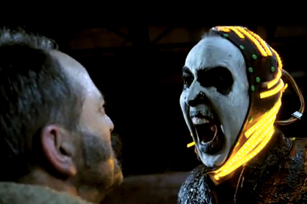 What Does Nic Cage Look Like as Ghost Rider Without the
