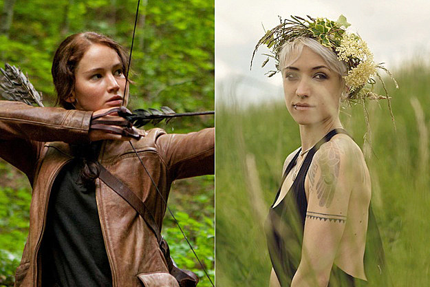 What Hunger Games Character would be most like you?