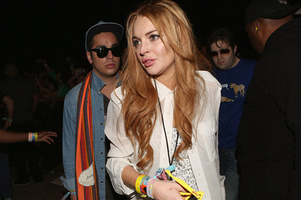 Lindsay Lohan Arrested Again Another Ploy To Get Out Of Scary Movie 5