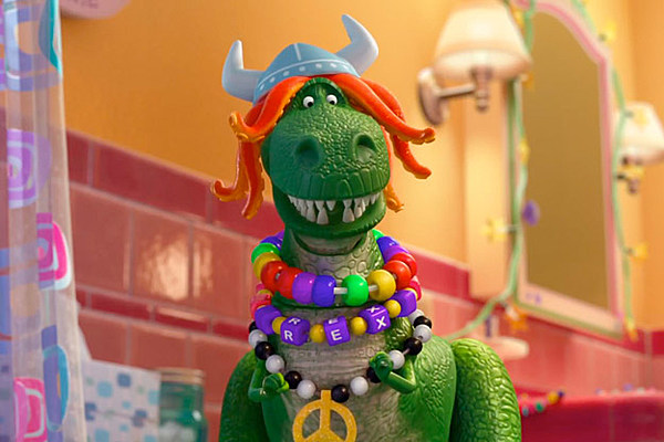 Watch The Toy Story Short Partysaurux Rex In Full