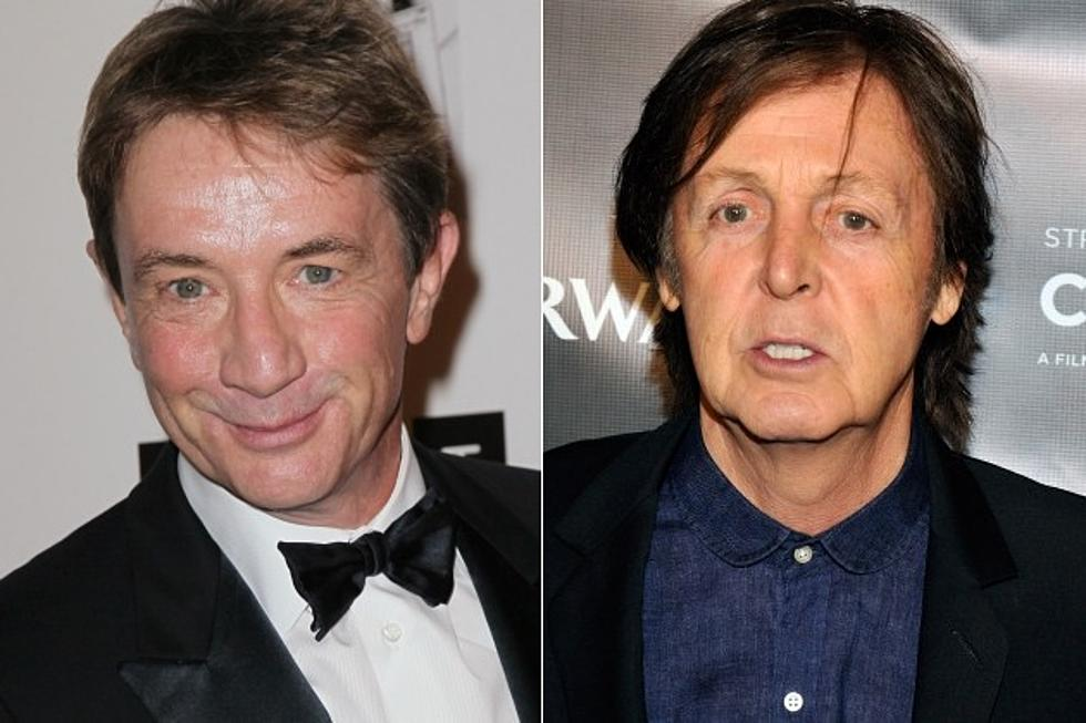 Paul Mccartney Christmas.Snl Christmas Show Martin Short To Host With Musical