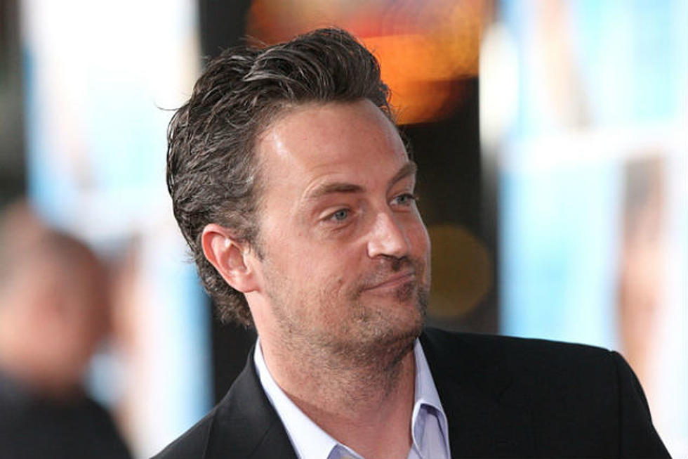Way Back When Matthew Perry