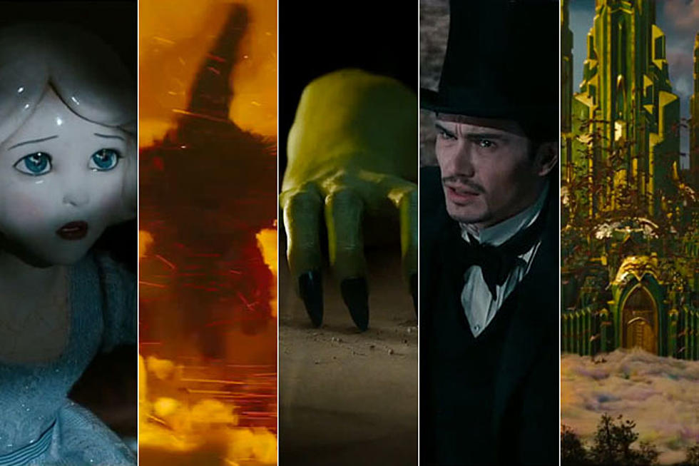 Oz: The Great and Powerful' Trailer Screencaps: What Secrets