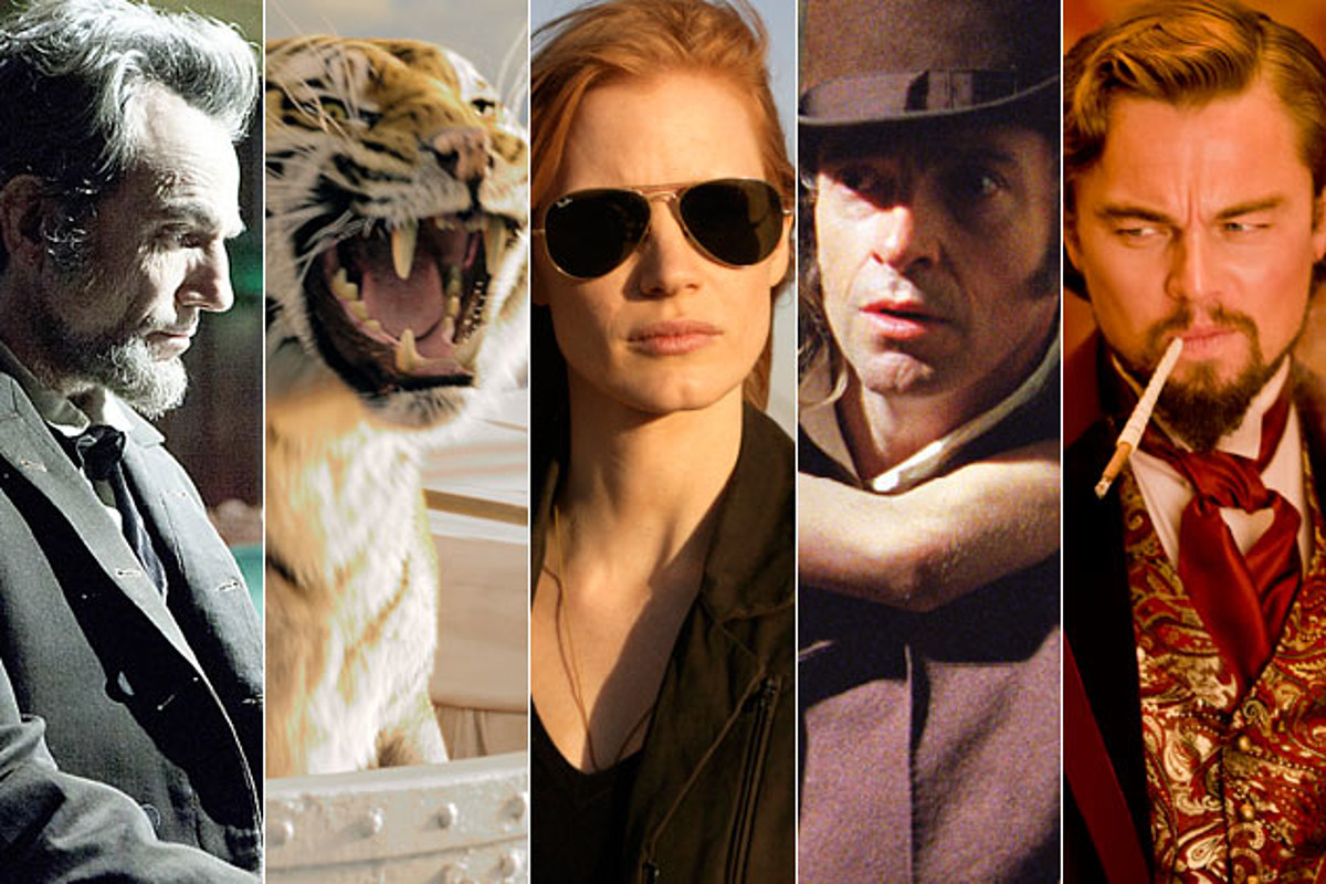 2013 Golden Globes Best Picture Nominations: Who's Got ...
