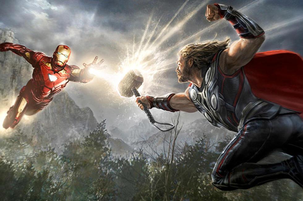 Avengers Concept Art Amazing Gallery Of Superhero Designs