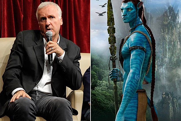 James Cameron quote on avengers