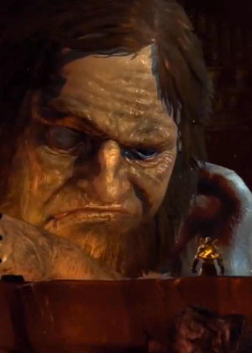 Rip Torn as Hephaestus in God of War 3