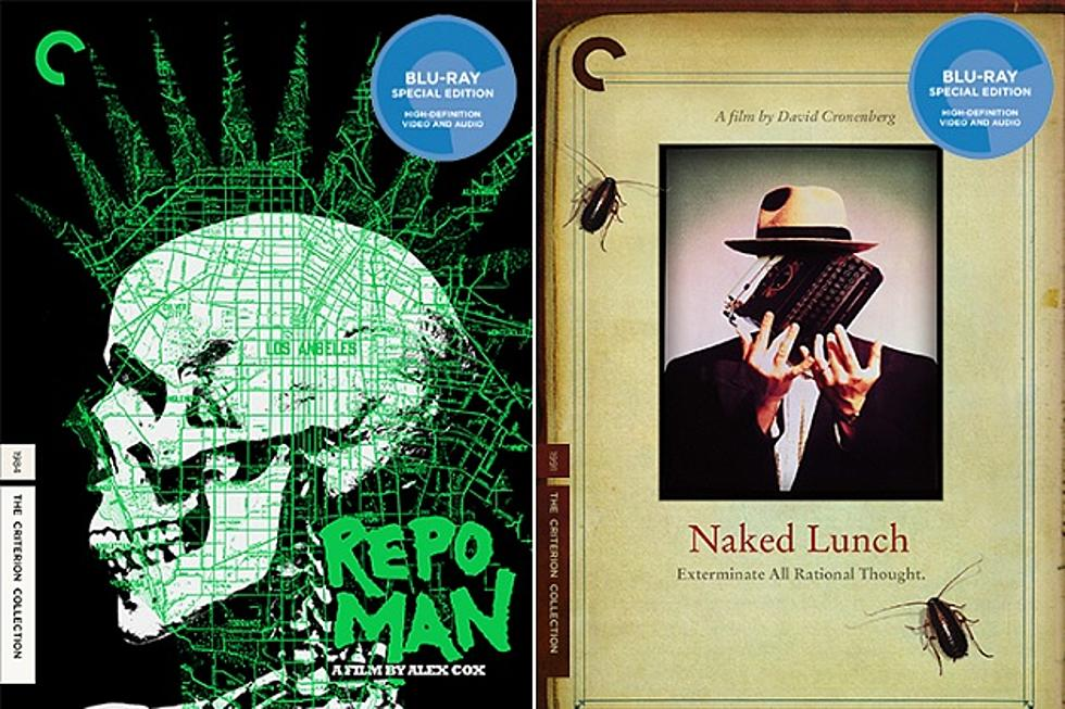Criterion's April Slate Includes 'Repo Man' and David Cronenberg's 'Naked  Lunch'
