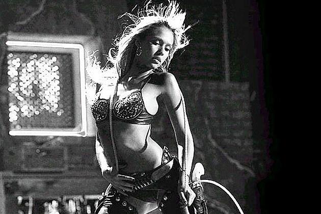 Sin city stripper