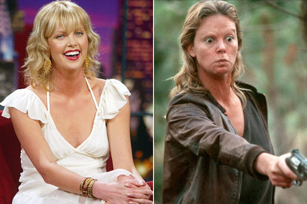 Charlize Theron Monster Movie Transformations