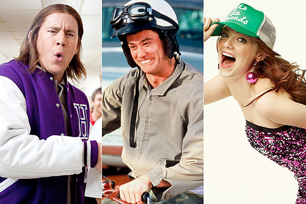 Dumb and Dumber 2′ – Channing Tatum and Emma Stone to Co-Star?