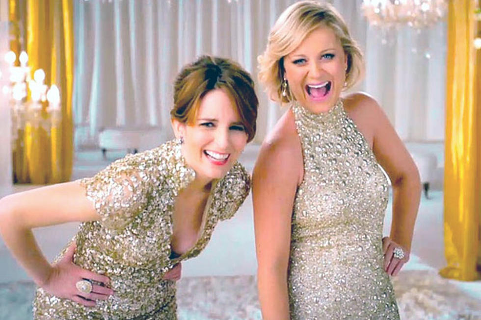 Golden Globes Drinking Game: Tina Fey and Amy Poehler Offer