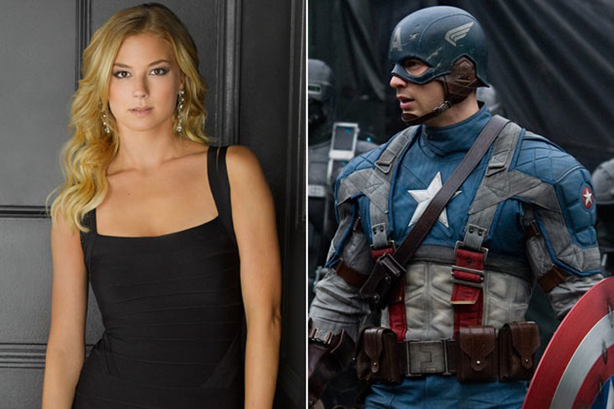 Captain America The Winter Soldier' Eyeing Emily VanCamp for ...