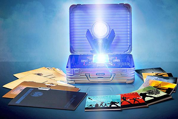 Marvel Phase 1 Blu-ray Box Set Contest: Win the Biggest Superhero Set Ever!
