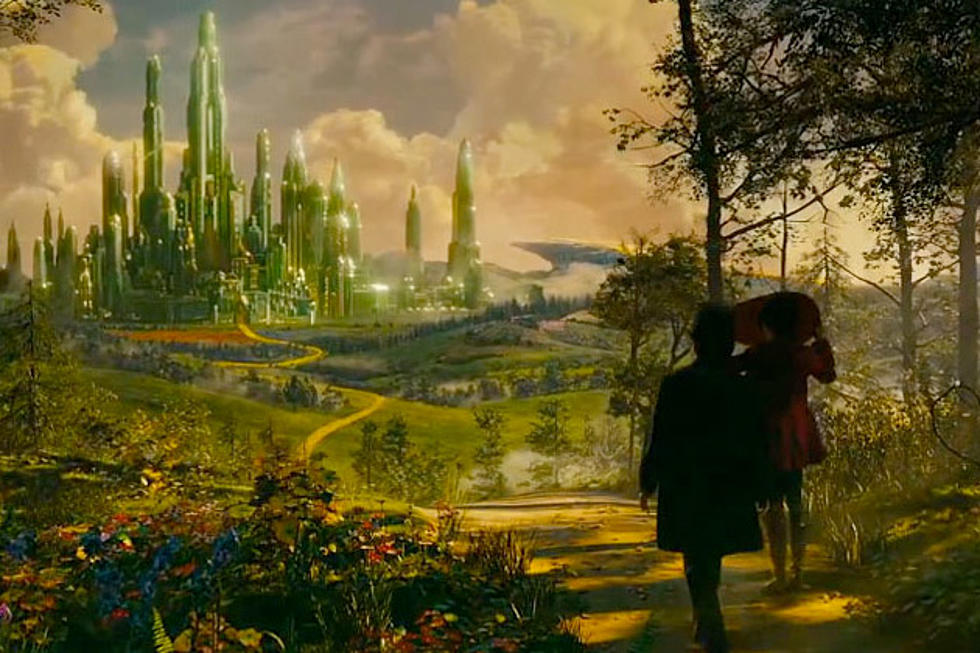 Oz the Great and Powerful' Super Bowl Trailer: This
