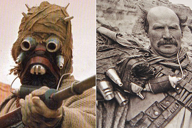 Star Wars Unmasked Meet The Actors Behind These 20 Classic Characters